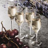 Champagne shotglas 3,5 cl 4-pack