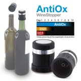 Antiox Wine Stopper - Wine Sealer