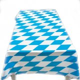 Oktoberfest tablecloth, plastic