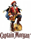 Captain Morgan drinkglas