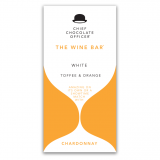 The Wine Bars Chardonnay white chocolade 100 gram