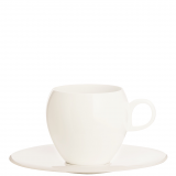 Nectar coffee cup and saucer
