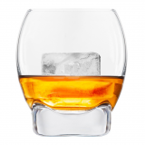 Final Touch Colossal Ice Cube Whiskeyglas