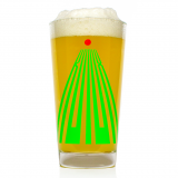 Omnipollo Konx beer glass
