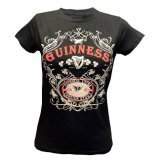 Guinness t-shirt butterfly