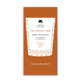 The Whisky Bar Highland chocholate 100 gram