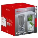 Perfect Serve Longdrink drinkglas 4-pack