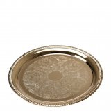 Bar Tray brass