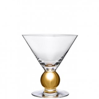 Nobel martini glass