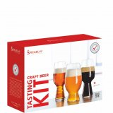 Craft Beer Kit med 3 glas