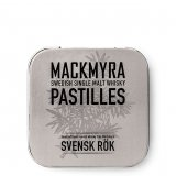 Mackmyra pastilles - Swedish Smoke