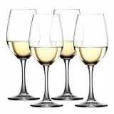 Spiegelau Authentis vitvinsglas 4-pack white wine glass vinglas