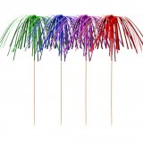 Drinkpinnar fireworks glitter cocktail sticks