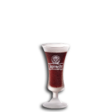 Jägermeister frosted shot glass 6-pack 2 cl