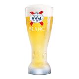 Kronenbourg 1664 Blanc beer glass 25 cl