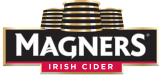 Magners cider glass