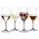 Mixing Champagne Set Riedel 4-pack