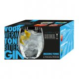 Mixing Tonic Set Riedel 4-Pack