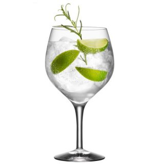 Orrefors Gin & Tonic glass 4-pack