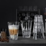 Perfect Serve Latte Macchiato highball-lasi 4-pack