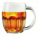 Pilsner Urquell beer glass 30 cl