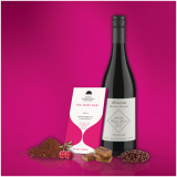 The Wine Bars Pinot noir mjölkchoklad 100 gram