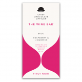 The Wine Bars Pinot noir milk chocolade 100 gram