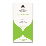The Wine Bars Sauvignon Blanc milk chocolade 100 gram