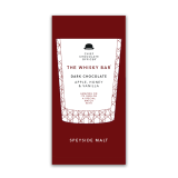 The Whisky Bar Speyside chocolate 100 gram
