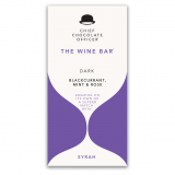 The Wine Bars Syrah dark chocolade 100 gram