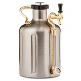 Growler uKeg Pro Stainless steel 3.8 liters