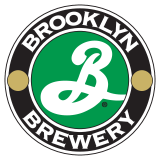 Brooklyn Brewery beer glass 33 cl
