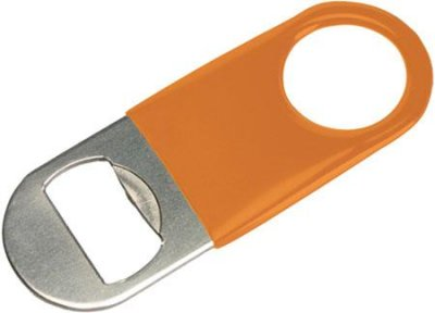 Kapsylöppnare mini bar blade orange