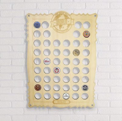 Beer Cap Collection kapsylsamlare