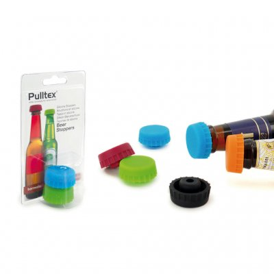 Beer stopper Pulltex 2-pack
