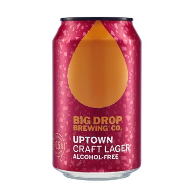 Big Drop alkoholfri Stout 33 cl