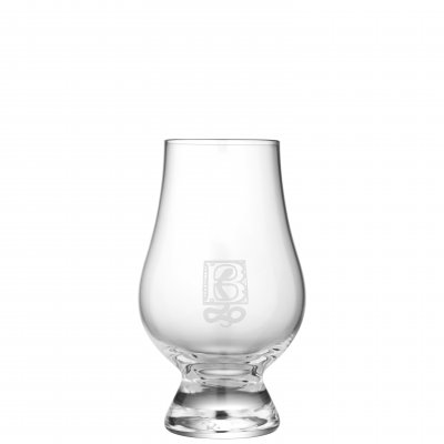 Blackadder whiskyglas Glencairn