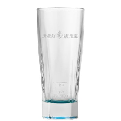Bombay Sapphire Ginglas highballglas highball glass