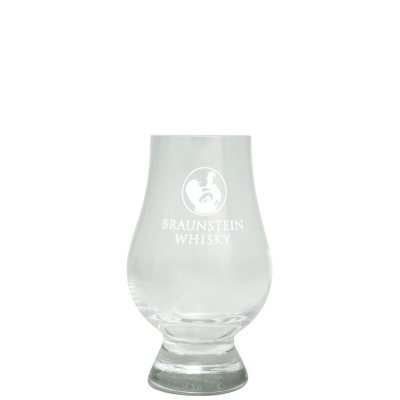 Braunstein whisky glass Glencairn