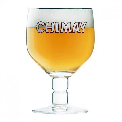 Chimay 25 cl trappist beer glass