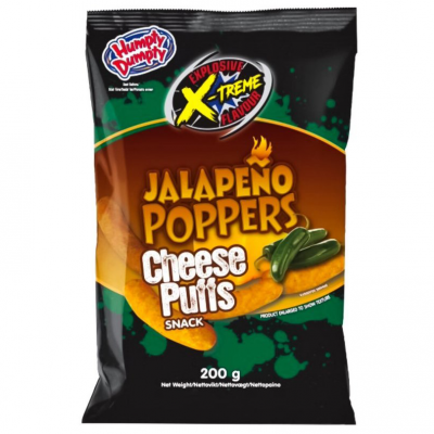 Double Dutch Jalapeno Poppers 200 g