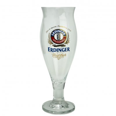 Erdinger Weissbier Pokal beer glass 50 cl
