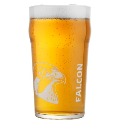 Falcon beer glass 40 cl