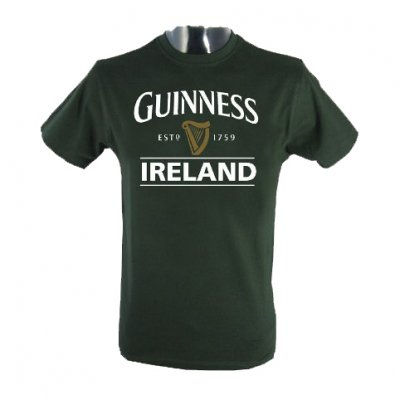 Guinness t-shirt Ireland