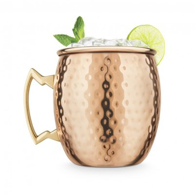 Moscow Mule Mug hammered Final Touch