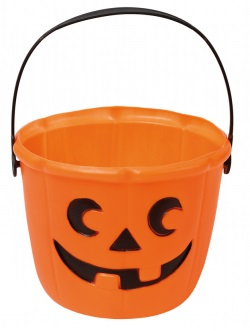 Candy Bucket Halloween