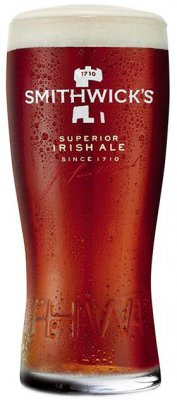Smithwicks ölglas 50 cl