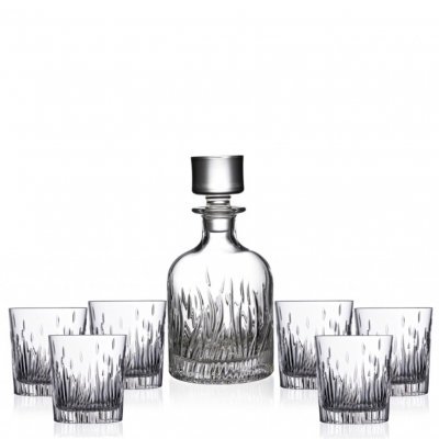 RCR Fire whisky decanter whiskykaraff