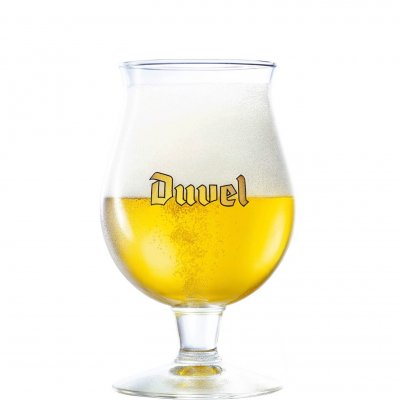 Duvel Ölglas 25 cl Beer Glass Tulip