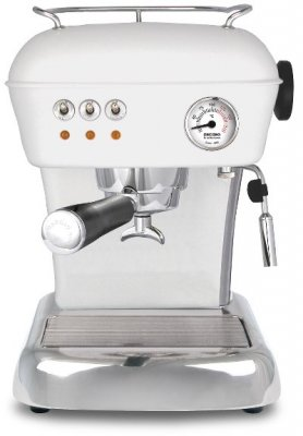 Ascaso Dream Espressomaskin Cloud White
